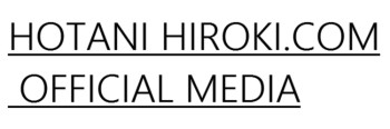 HOTANIHIROKI.COM  恵比寿の美容師|保谷裕樹