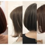 髪質別におススメ!!今やりたい4つのボブ・バリエーションまとめ。