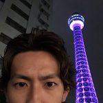 私が横浜産まれ横浜育ちの美容師だ。