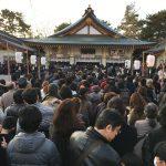 日本のわびさび初詣